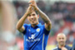 Leonardo Ulloa's decision to leave his family behind at just 15...